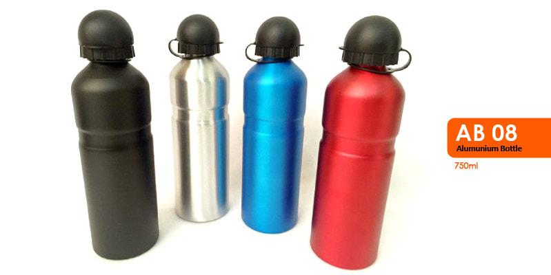 Botol Alumunium 08 -  Vizeta | Supplier Merchandise & konveksi Perusahaan Tambang